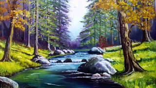 getlinkyoutube.com-mis cuadros paisajes