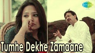 getlinkyoutube.com-Tumhe Dekhe Zamaane Ho Gaye Hain | Naye Manzar | Ghazal Video Song | Anurag Sharma