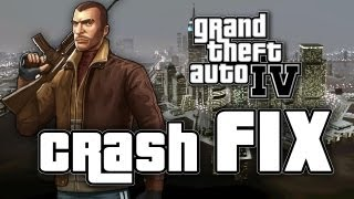 getlinkyoutube.com-GTA IV LOADING SCREEN CRASH FIX