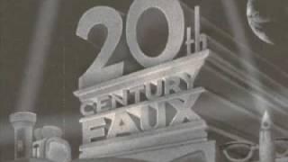 20th Century Fox Logo Spoof - Paint Shop Pro