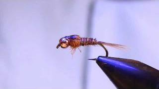 getlinkyoutube.com-Tying a Pheasant Tail Nymph