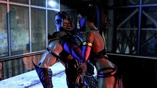 getlinkyoutube.com-Mileena ft. Scorpion - The Monster