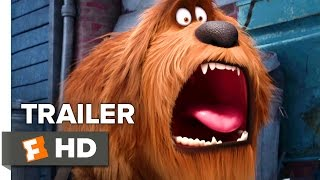 getlinkyoutube.com-The Secret Life of Pets Official Trailer #1 (2016) - Kevin Hart, Jenny Slate Animated Comedy HD