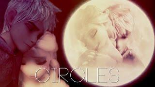 getlinkyoutube.com-Jack & Elsa | Circles [Collab +Exestas]