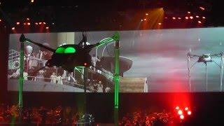 getlinkyoutube.com-Jeff Wayne's War of the Worlds live ...ULLAAAH... MUST SEE SHOW..  HD