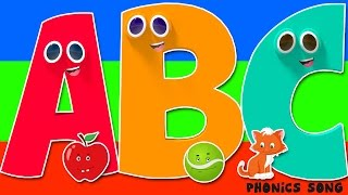 Nursery Rhymes By Kids Baby Club - Phonics Song | ABC Song | Classic Preschool Rhymes For Kids