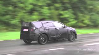getlinkyoutube.com-2017 Toyota CH-R Crossover Testing in Germany