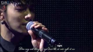 getlinkyoutube.com-[HSvn][CUBEVietfans][Vietsub + Kara] Midnight + On Rainy Day - BEAST  BS2015 IN SEOUL(DVD cut)