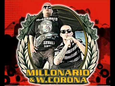 REMIX CD 2012 MILLONARIO & W. CORONA
