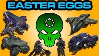getlinkyoutube.com-Halo: Reach Easter Egg Compilation with Nak3d Eli - Celebrating 10k Subs