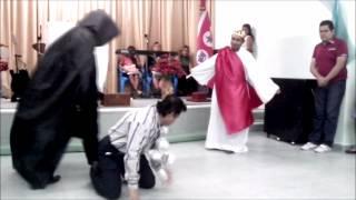 """getlinkyoutube.com-Drama Cristiano """"Pastor tu no estas solo"""" Iglesia de Dios de la profecía"""