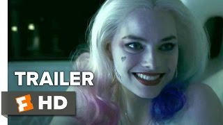 getlinkyoutube.com-Suicide Squad Comic-Con TRAILER (2015) - Margot Robbie, Jared Leto Movie HD