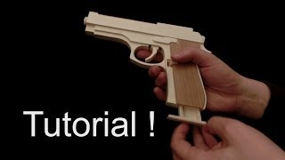 getlinkyoutube.com-Tutorial! M9 [rubber band gun]