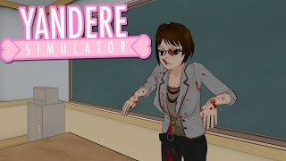 getlinkyoutube.com-HOW TO GET ZOMBIE TEACHERS! | Yandere Simulator Myths