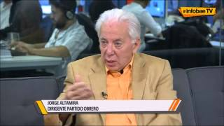 getlinkyoutube.com-Entrevista a Jorge Altamira en Infobae
