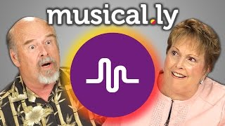 getlinkyoutube.com-ELDERS REACT TO MUSICAL.LY