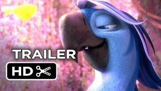 getlinkyoutube.com-Rio 2 TRAILER 2 (2014) - Tracy Morgan, Anne Hathaway Animated Sequel HD