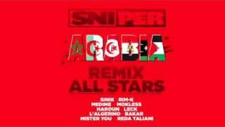 Sniper - Arabia remix all stars