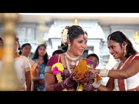 Malaysian Indian Wedding ceremony of Ganesan & Aruthayamalar