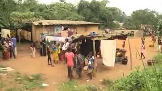 Abidjan dans la commune d'Abobo un garçon de 10ans vit avec l'intestin dehors