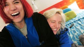 getlinkyoutube.com-Flying to Hogwarts with Tessa