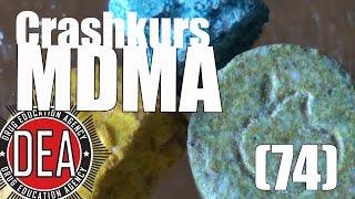 Crashkurs MDMA (Teil 1) | Drug Education Agency (74)