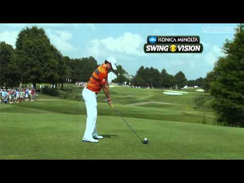 Rory McIlroy's tee in Round 3 of 2012 FedEx St. Jude