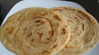 getlinkyoutube.com-Laccha paratha (Multi-layered Indian flat bread)