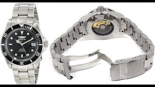 getlinkyoutube.com-Invicta 9937 -  Best Sport Watch in 4k UHD
