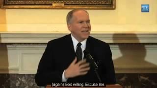 getlinkyoutube.com-Menggemparkan!! Direktur CIA John Brennan Masuk Islam (TEKS INDO TEKAN TOMBOL TRANSLATE)