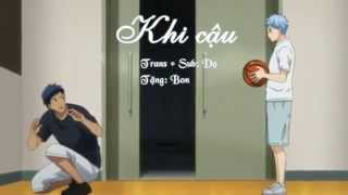 getlinkyoutube.com-[Vietsub][FMV KnB][Aomine x Kuroko] Khi cậu
