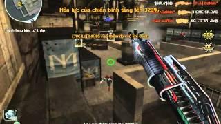 getlinkyoutube.com-CFVN : The Fates ( Nhân vật vip CF ) Venus , SPAS-12 Ares in Zombie v4