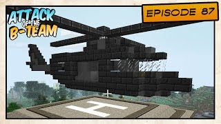 getlinkyoutube.com-Minecraft Helicopter - Attack of the B-Team! - E87