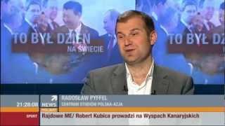 getlinkyoutube.com-Radosław Pyffel komentuje wizytę prezydenta Xi Jinpinga w Moskwie