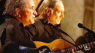 getlinkyoutube.com-Ghost Riders (In the Sky) - Willie Nelson & Johnny Cash