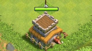 getlinkyoutube.com-Let's Clash #41 (Day 41), Townhall 9!!! Upgrade Walls with Elixir!!!