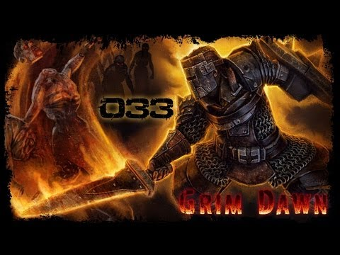 Let's Play GRIM DAWN | #033 - Selbstbau-Peitschen-Set | [german/deutsch - HD]