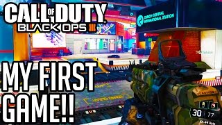 getlinkyoutube.com-Black Ops 3 Multiplayer Gameplay - MY FIRST GAME!! - #1 (PS4 1080p HD 60fps)