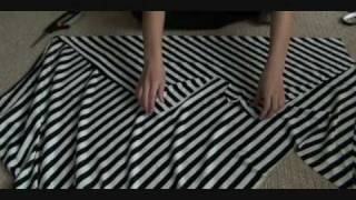How to : Make a simple dress