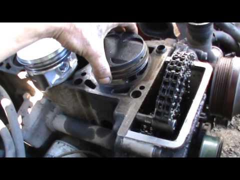 Подробно Как заменить поршневую Дома в 406 ЗМЗ двигателе не снимая с машины 2 Часть