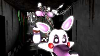 getlinkyoutube.com-[SFM SHORTS] mangle's second head