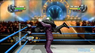 getlinkyoutube.com-WWE All Stars Grudge Match - Batman Vs. The Joker