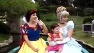 getlinkyoutube.com-Princess Marisa, Cinderella and Snow White