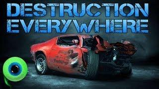 getlinkyoutube.com-Next Car Game | DESTRUCTION EVERYWHERE