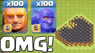 getlinkyoutube.com-OMG DIESE TAKTIK! || CLASH OF CLANS || Let's Play CoC [Deutsch/German HD+]