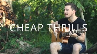 Cheap Thrills - Sia (Fingerstyle Guitar Cover By Peter Gergely)