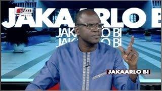 REPLAY - Jakaarlo Bi - Invité : BASSIROU DIOMAYE FAYE - 19 Octobre 2018 - Partie 1