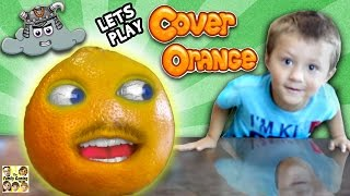 getlinkyoutube.com-Chase & the Orange who's Annoying! (FGTEEV GAMEPLAY / SKIT with COVER ORANGE iOS Game)