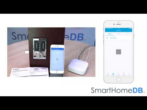 HOW-TO: Pair and Connect your Schlage Lock with a Samsung SmartThings Hub