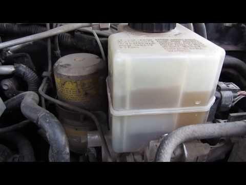 Проблема с тормозами Lexus LX470